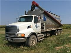 2008 Sterling LT9500 Tri/A Bulk Feed Truck