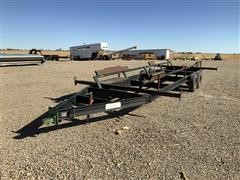 Jantz DH 30 T/A Header Trailer