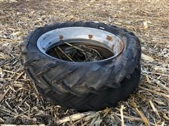 Goodyear 12.4x38 Tractor Tires