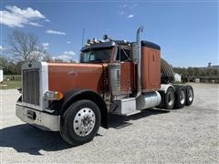 1989 Peterbilt 379 Tri/A Truck Tractor