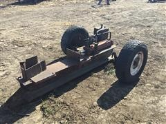 Shop Built Log Splitter