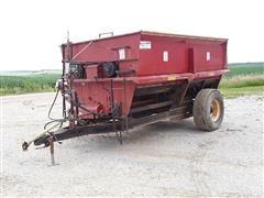 Roorda RM 312 Mixing Feed Wagon