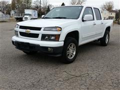 2012 Chevrolet Colorado Pickup