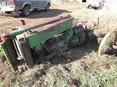 1950 John Deere G Tractor Parts