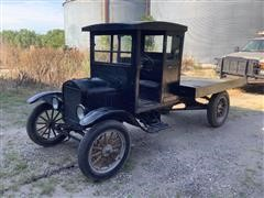 1920 Ford Model T Flatbed Truck