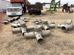 Waterman Irrigation Pipe Fittings & Valves
