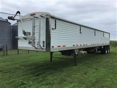 2012 Timpte Super Hopper T/A Grain Trailer