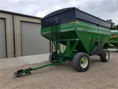 2014 Brent 744 Gravity Wagon