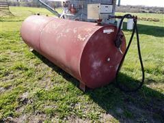 1000-Gal Tank W/Pump