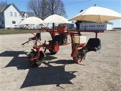1987 Middle State Mfg Spot Spray Bean Buggy