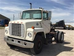1984 Ford LN8000 S/A Truck Tractor