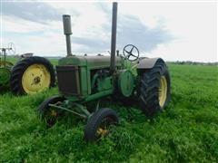 John Deere GP 2WD Tractor