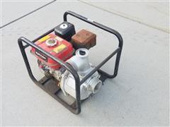 Multi-Power MPWP80 Self-Priming Trash/Water Pump