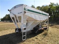 Willmar 1600 16 Ton Dry Tender Box W/Electric Tarp