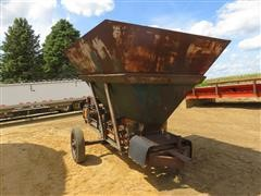 Kolman 61 Gravel/Sand Conveyor W/Intake Hopper