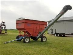 Killbros 350 Gravity Wagon W/Sudenga Hydraulic Conveyor