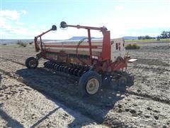 Krause 5220 Grain Drill w/Alfalfa Boxes