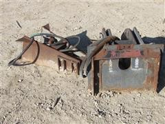 Melroe 1250 6 Concrete Jackhammer W/Bobcat Attachment