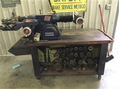 Ammco Safe Turn Brake Drum Lathe