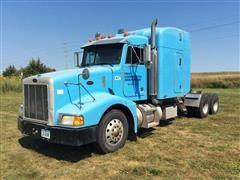 2002 Peterbilt 385 T/A Truck Tractor