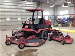 1992 Toro 580-D Groundsmaster 2WD Commercial Mower