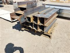 Behlen I Beams/Square Tubing/C Channel