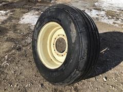 Michelin 385/65R22.5 Tire & Rim