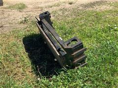 Skid Steer Adapter Plate