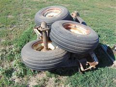 Orthman Gauge Wheel Brackets