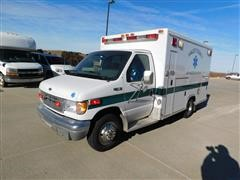 2000 Ford F350 Ambulance