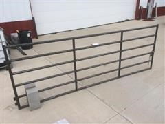 Heavy Duty Corral Gate