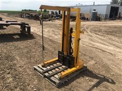 Big Joe 21A50 Manual Forklift