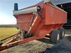 Uft 750 Grain Cart