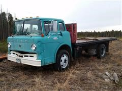 1966 Ford F610 Stakebed Dump Truck