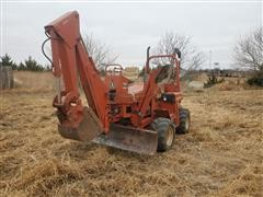 DitchWitch 5010 Trencher