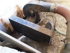 Cornell 7.5 Sawdust Blower