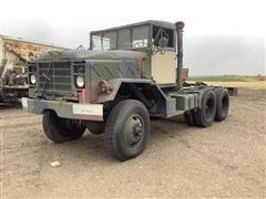 AM General M931A1 T/A 5-Ton Military Truck 6x6