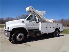 1997 GMC C7500 Bucket Truck w/ 36' Reach