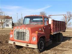 1974 Ford Grain Truck