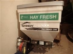 Gandy 09PC04WP12-P Hay Fresh Preservative Applicator