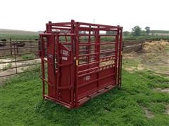 2007 Titan West Inc Standard Working Cattle Chute