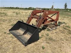 Westendorf WL-42 Loader W/bucket