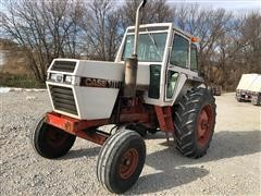 1981 Case 2090 2WD Tractor