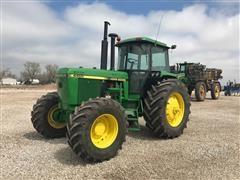 1991 John Deere 4455 MFWD Tractor