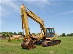 2002 Komatsu PC200LC-6LE Hydraulic Excavator