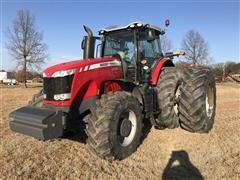 2014 Massey Ferguson 8680 MFWD Tractor