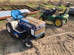 Ford /John Deere Lawn Tractors