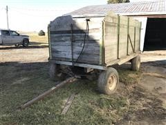 6x12 Wood Wagon