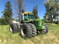 John Deere 7520 4WD Tractor