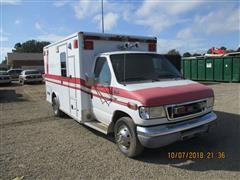 2003 Ford E450 Ambulance